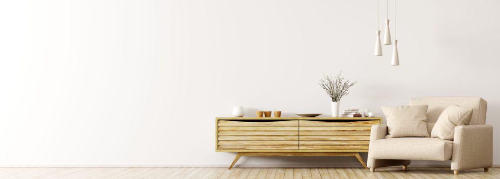 Handgemaakte meubelen